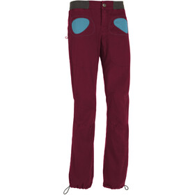 E9 Onda Trousers Women, magenta
